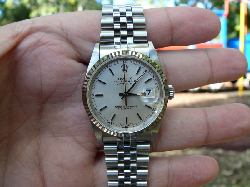 how to tell if you have a real rolex